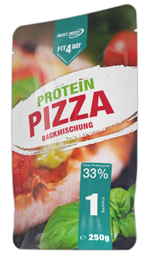 Best Body - Fit4Day Protein Pizza – Backmischung